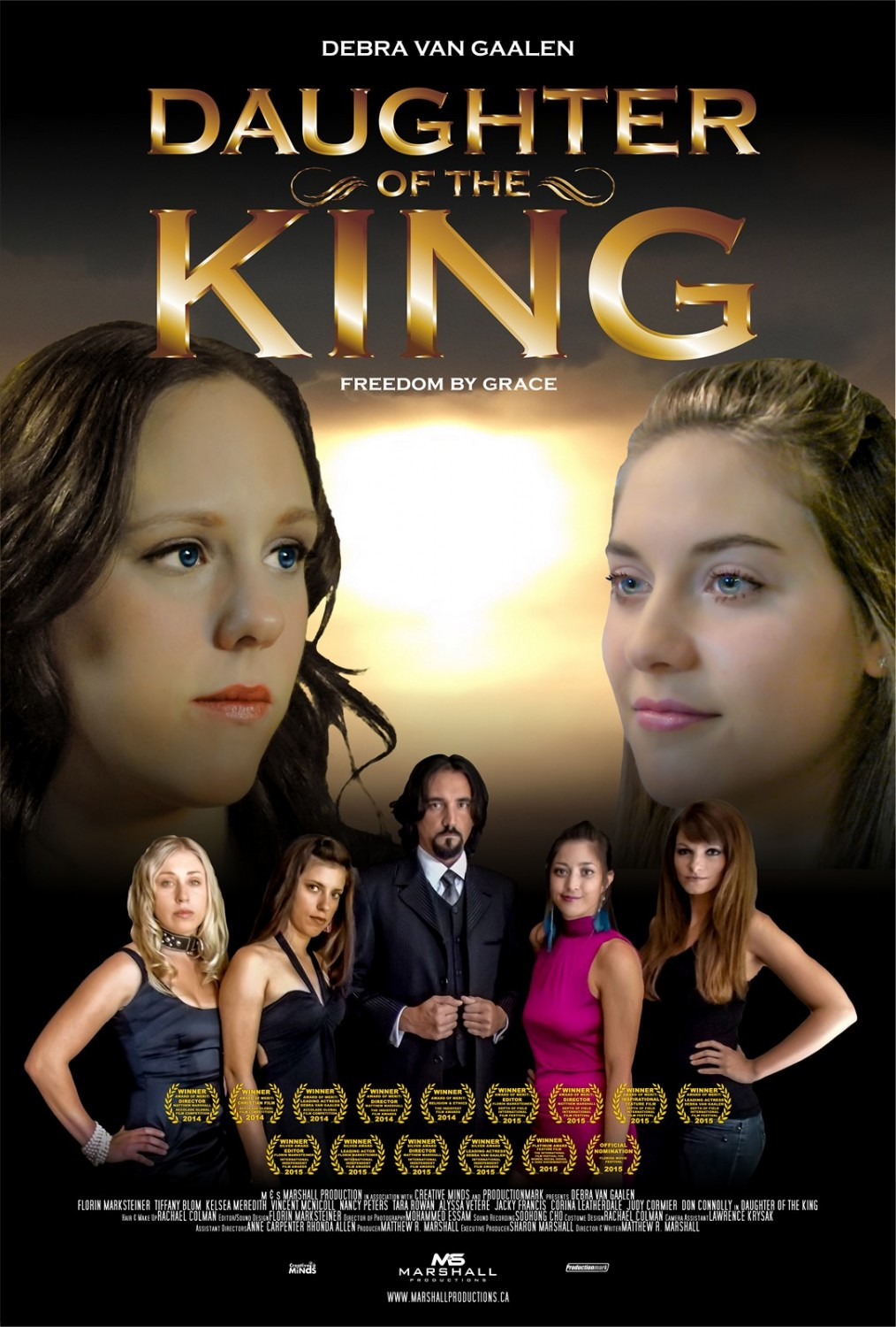Productionmark-Services-Film-Poster-Design-Feature-Film-Daughter-of-the-king