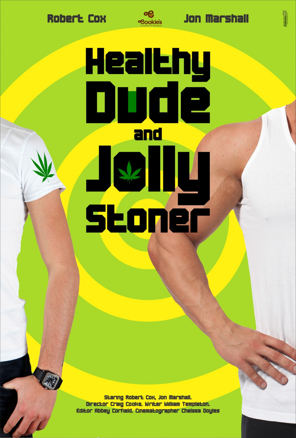 Productionmark-Services-Film-Poster-Design-Short-Film-Healthy-Dude-And-Jolly-Stoner