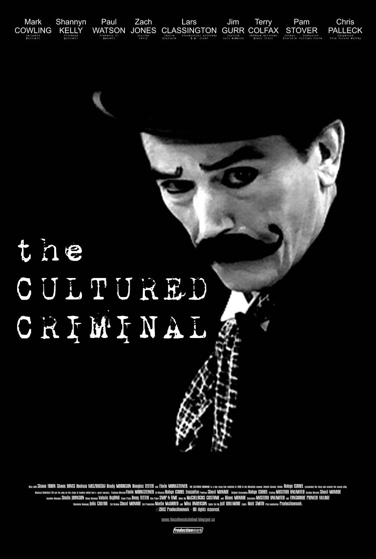 Productionmark-Services-Film-Poster-Design-Short-Film-The-Cultured-Criminal