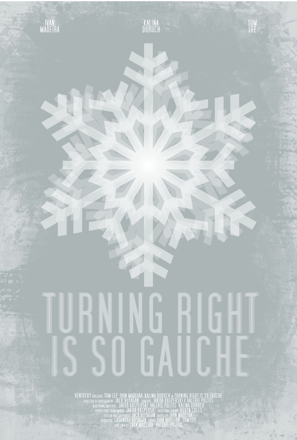 Productionmark-Services-Film-Poster-Design-Short-Film-Turning-Right-Is-So-Gauche